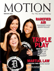 Winter 2012 Motion Magazing Cover