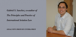 Local legal author deepens look at international aviation law