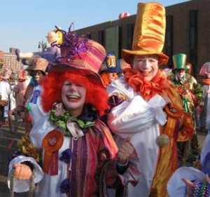 Clowning around: Lawyers earn 'Distinguished' nod in Thanksgiving Parade