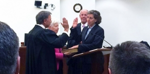 Newest district court judge will draw on her broad law practice
