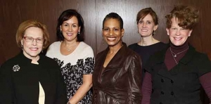 Women in the Judiciary: Judges featured at Wayne Law's Alumni Speaker Series