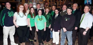 Society hosts 19th annual St. Pat's Brunch