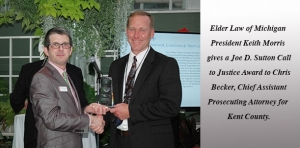 Elder Law of Michigan honors those who are dedicated to helping vulnerable adults