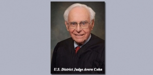 Federal judge receives IP award from State Bar