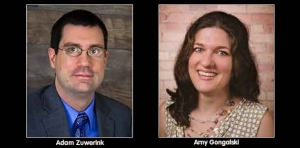 Ami Gongalski and Adam Zuwerink Receive Certifications from National Contract Management