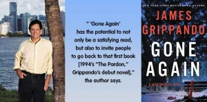 A Homecoming: Best-selling novelist returns to hit series in 'Gone Again'