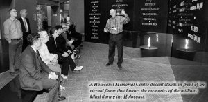 Soul Searching: Tour of Holocaust Center stirs emotions of visitors