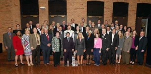 Meet the Judges reception hosted at Detroit Mercy Law