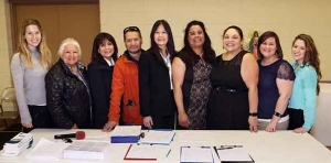 HBAM members staff immigration clinic