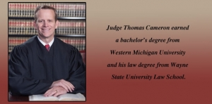 Higher Calling: New appellate judge believes in the 'value of public service'