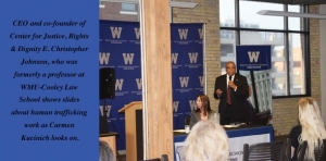 Law school panel raises awareness of fight to end human trafficking