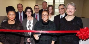 Clinic at federal court in  Detroit opens for business