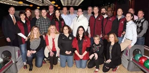 Bowling challenge raises funds for Hope Against Trafficking