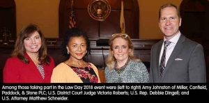 Law Day at federal courthouse