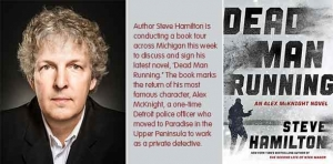 'Dead Man Running' Author marks anniversary of his most famous character