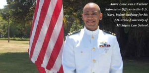 Next assignment: Former nuclear sub officer eyes legal career