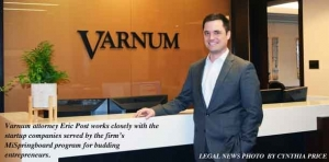 Varnum commits to additional help for startups under MiSpringboard initiative