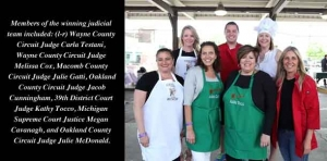 Grilled: Bench prevails over Bar at 'Culinary Challenge'
