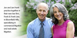 Duet: Husband/wife litigation team launches new law firm