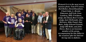 Photogenic: Reunion helps to keep legal memories alive