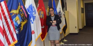 Helping veterans: Attorney is the new director of the MVAA