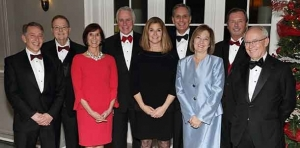 Chief justice honored at holiday celebration