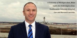 Flying high: Attorney serves as deputy general counsel for an airport authority
