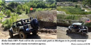 Off-Road Worthy: Attorneys helped pave the way for new Holly Oaks ORV Park