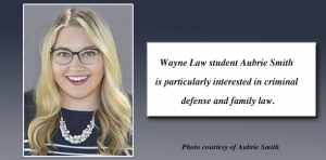 Advocate: Law student gains experience with Prosecutor's Office
